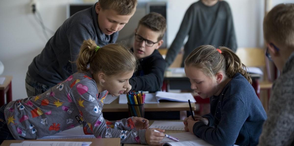 Ouders: 'partners in education'