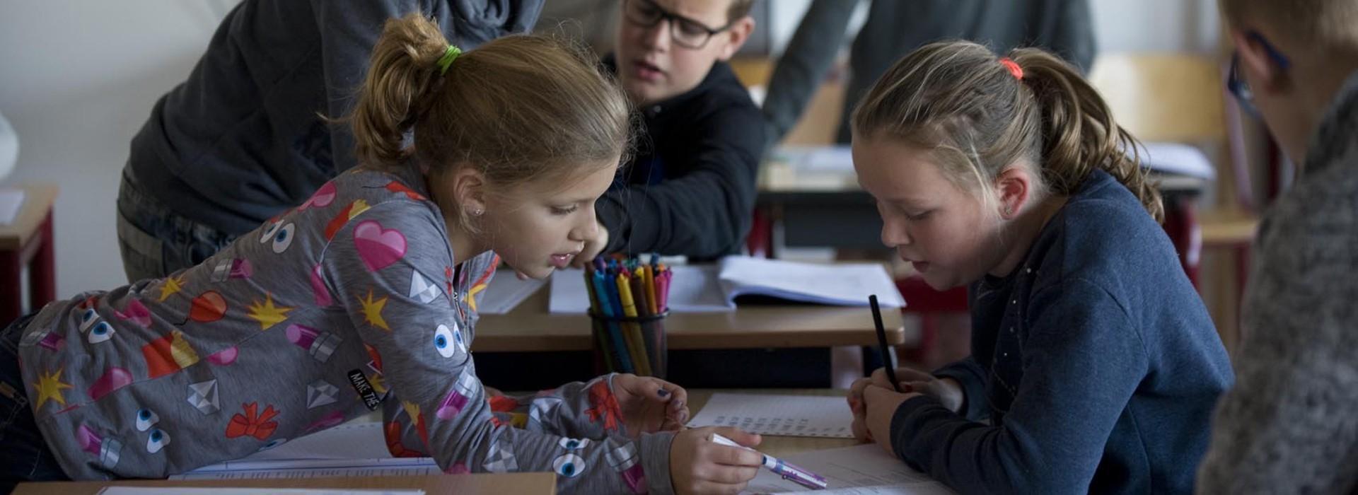 SWS De Diamant - basisschool in Oudega (Smallingerland)